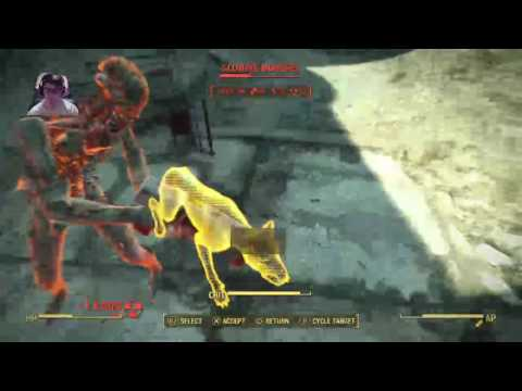 My current game pt6 Hunting  (Fallout 4)