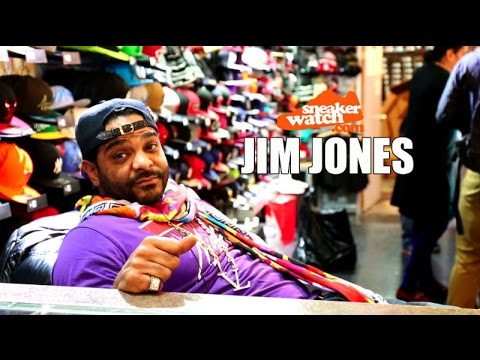 Jim Jones: Air Force 1 Was the First Drug Dealer Sneaker