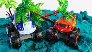 ВСПЫШ И ЧУДО МАШИНКИ новые серии Гонка Вспыш и Крушила Развивающие мультики про машинки для детей