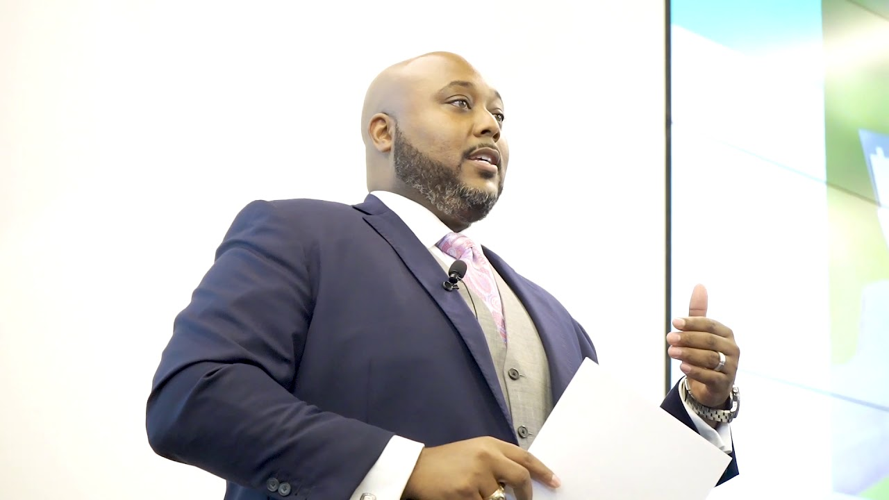 Social Media Ads Keynote Speech for the Houston Black Realtor Association