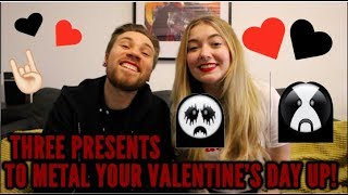How To Metal Up Your Valentines Day | The Metal Tris