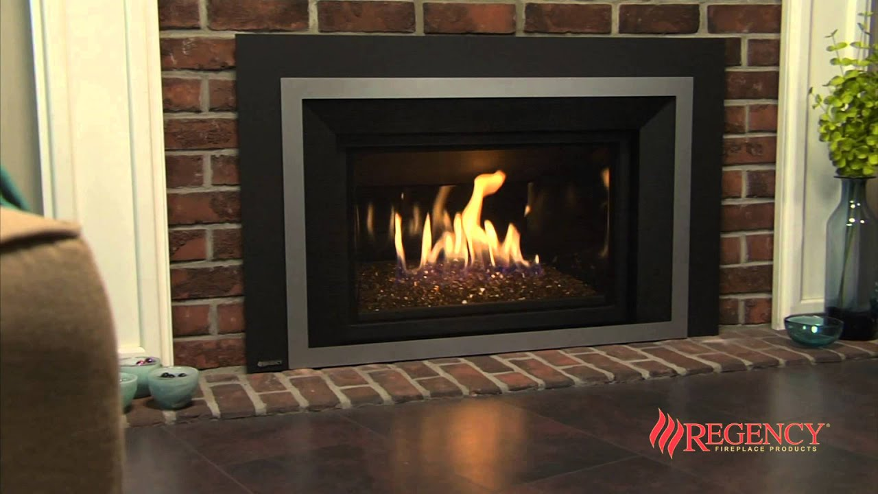 regency horizon hri4e medium gas insert youtube
