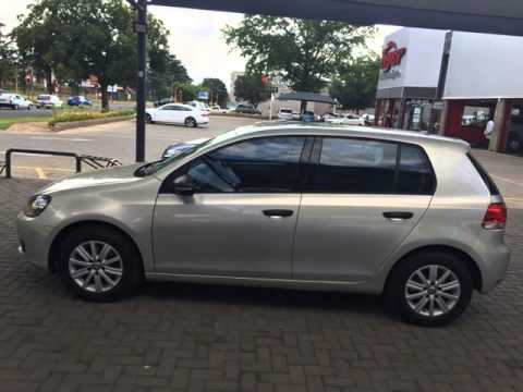 2010 VOLKSWAGEN GOLF 1.6 TRENDLINE Auto For Sale On Auto Trader South Africa