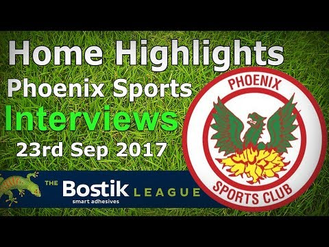 HIGHLIGHTS - Carshalton Athletic vs Pheonix Sports 23rd Sep 2017