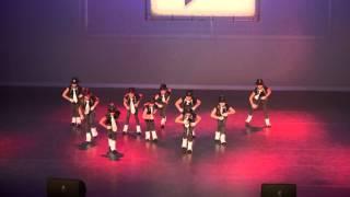 Dansstudio Yvette Y-dance Stars NK2015