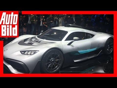 Mercedes-AMG Project One (IAA 2017) Erklärung / Review / Details