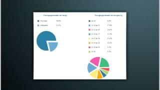 Принципи налаштування таргет. реклами VK + Церебро. Аналіз і статистика.