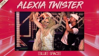 Blue Space Oficial - Alexia Twister e Ballet -  06.10.18