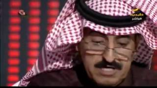 الشاعر سليمان المانع: مادام رأس العرب سلمان واقف لهم لا يهمونك إيران ولا اللي ورا إيران