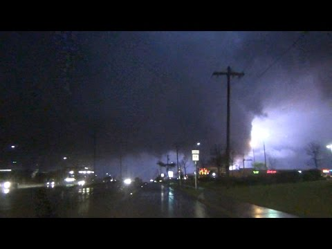 Rowlett, TX Tornado and Damage 12/26/2015