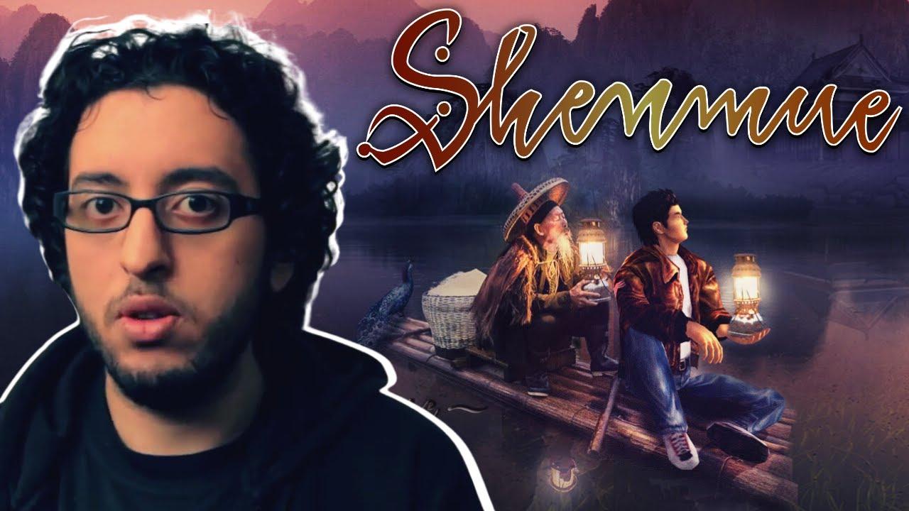Karim Debbache – Shenmue | Bouleau Dur