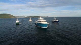 Northern Marine Yachts Video Reel