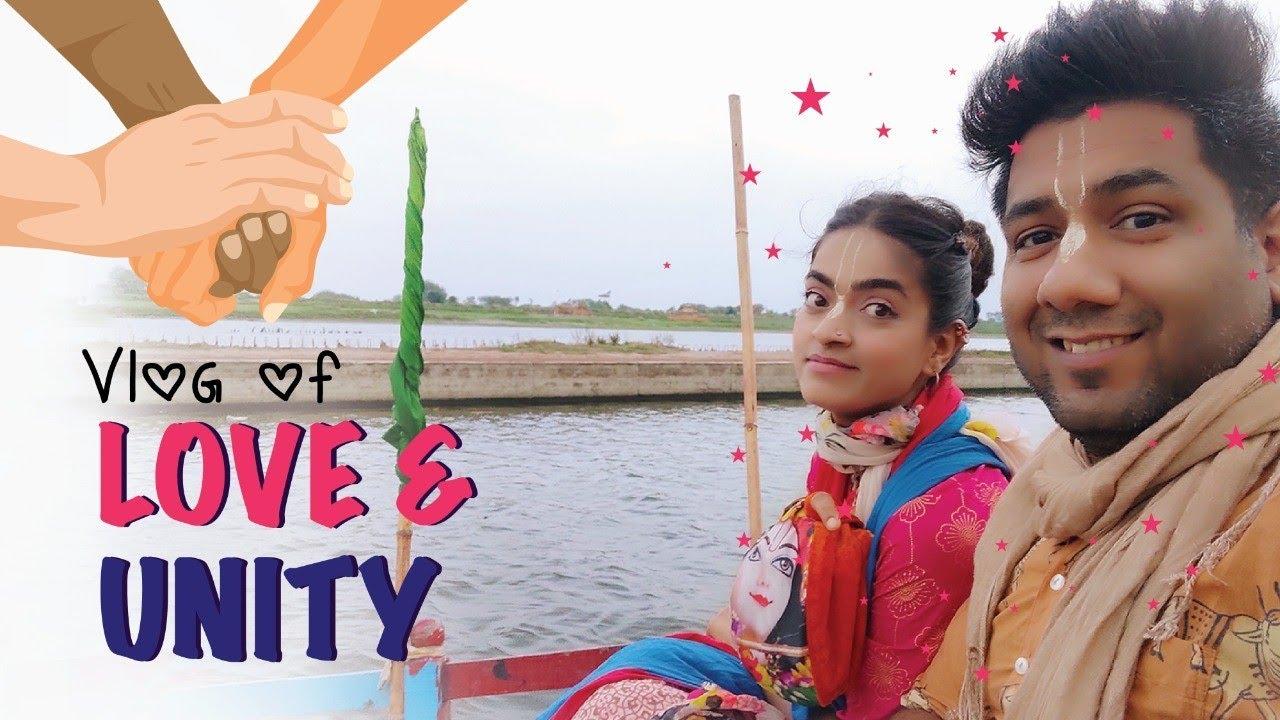 Vlog of Love & Unity - Sharing is Caring - Madhavas Rock Band