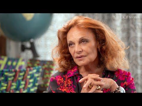 Diane Von Furstenberg On Plastic Surgery & Open Relationships