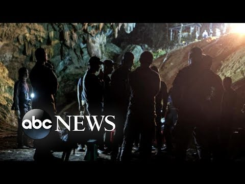 Thai cave rescuers say they expected some kids to die during the mission: Part 1