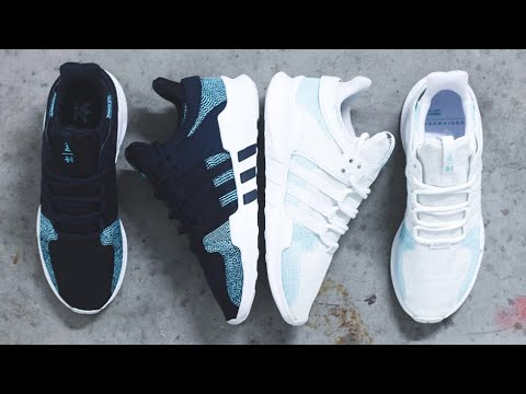 info for d44f5 211f9 PARLEY X ADIDAS EQT SUPPORT ADV LEGEND INK+ RUNNING WHITE