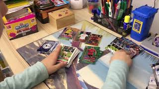 LenMasterful - Topps Match Attax Action 10 Booster Unboxing💥