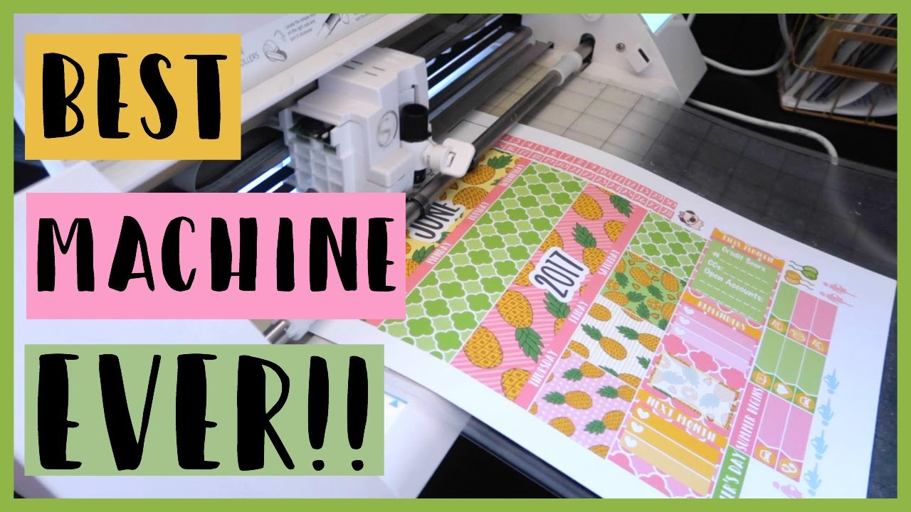 How i print cut my stickers silhouette cameo june 15 2017