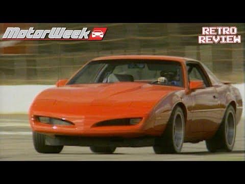 1992 Pontiac SLP FireHawk   Retro Review
