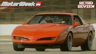 1992 Pontiac SLP FireHawk | Retro Review