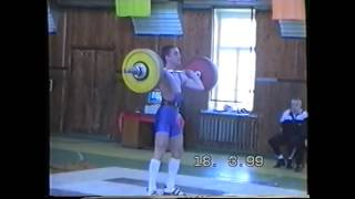 16-20.03.1999= 62 кг =Россия до 16 лет. Курск.