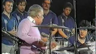 Buddy Rich - Channel One Suite Solo (1984 Berlin)