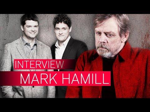 Mark Hamill über die gefeuerten Regisseure | Interview [1/2]
