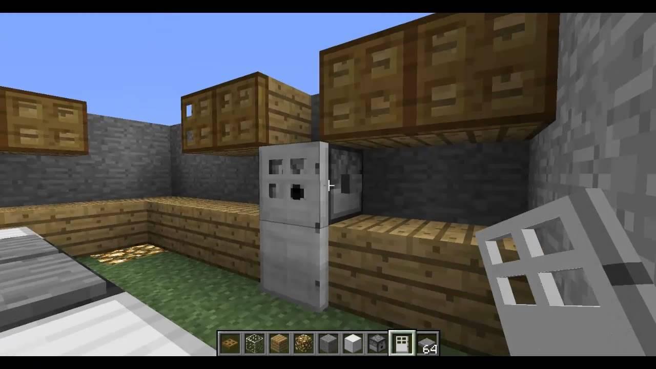 Kuche Bauen Minecraft Minecraft Badezimmer Bauen