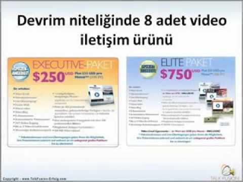 Talk Fusion Turkey Türkiye - Turkish Türkçe.flv