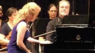 Grieg 1er mouv. Anne-Marie Dubois et l'OSS