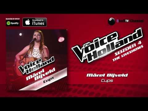 Märel Bijveld - Cups (Official Audio Of TVOH 4 Liveshows)