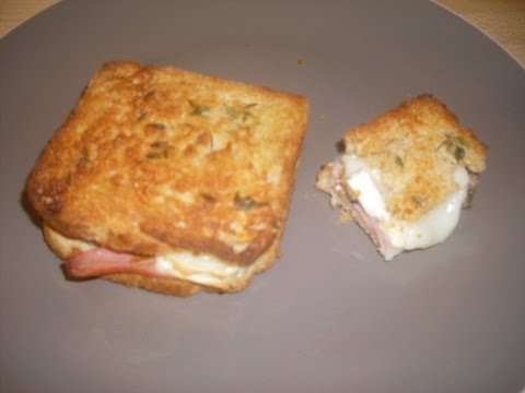 recette-du-croque-monsieur-au-fromage-de-chèvre---recette-facile