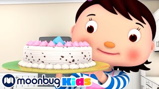 1, 2 Was Sollen Wir Tun? | Cartoon-Lieder für Kinder | Little Baby Bum