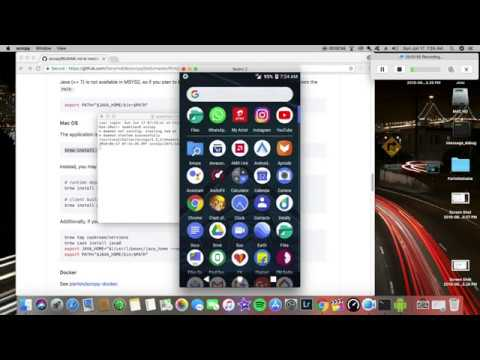 HOW TO USE/CONTROL YOUR ANDROID PHONE ON MAC OS !