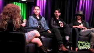 30 Seconds to Mars - Interview @ Radio 104.5 (Part 2)