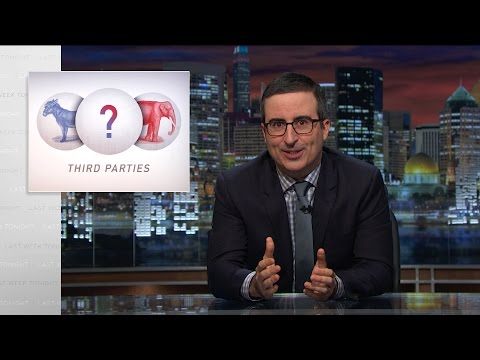 Third Parties: Last Week Tonight with John Oliver (HBO)