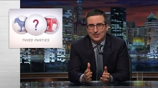 Repeat youtube video Third Parties: Last Week Tonight with John Oliver (HBO)