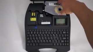 видео Риббоны для кабельных принтеров