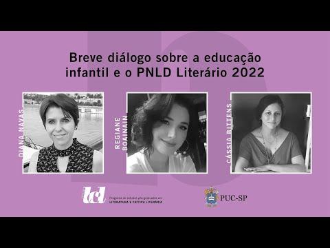 PNLD Literário  2022 Educação Infantil