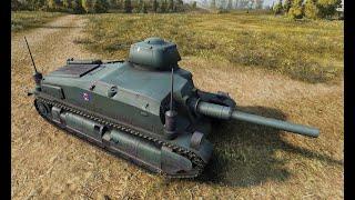 Играю на самом плохом танке в игре World of Tanks Blitz #5 серия / Видео