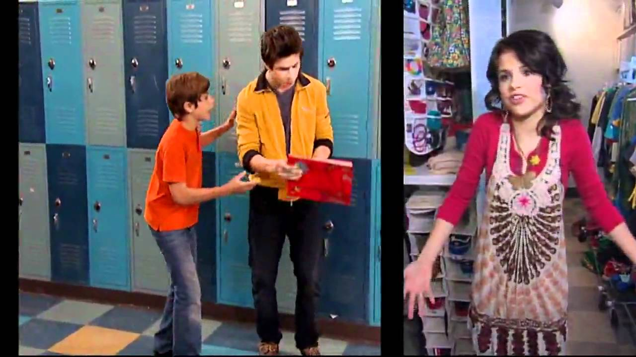wizards of waverly place behind the scenes youtube