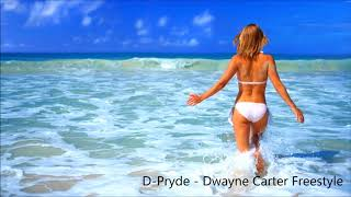 D-Pryde - Dwayne Carter Freestyle(Lyrics)