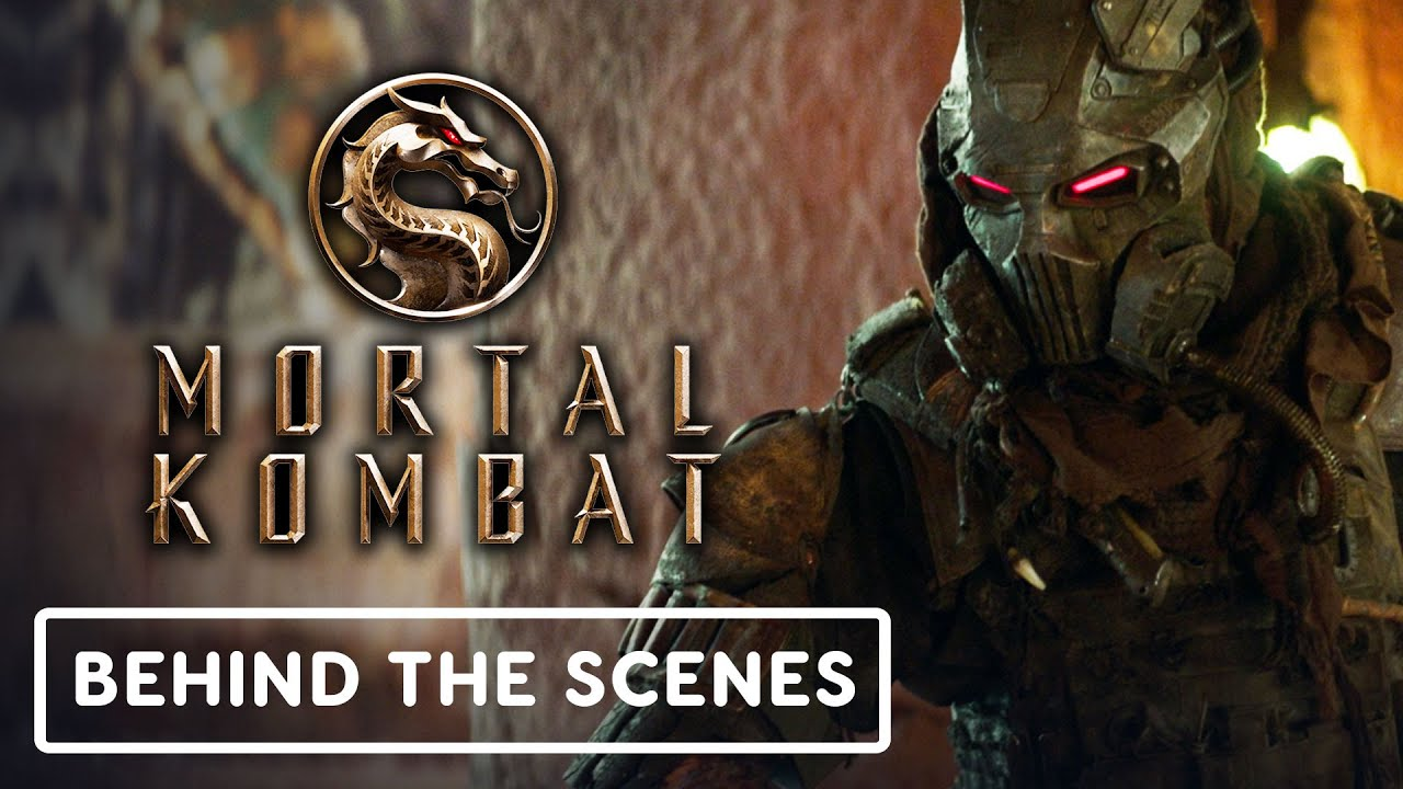Mortal Kombat Movie - Meet the Kast (2021) Lewis Tan, Joe Taslim, Ludi Lin