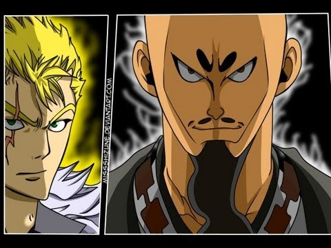 Laxus Dragonforce Gallery