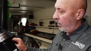 Muskox Removing Blower Motor