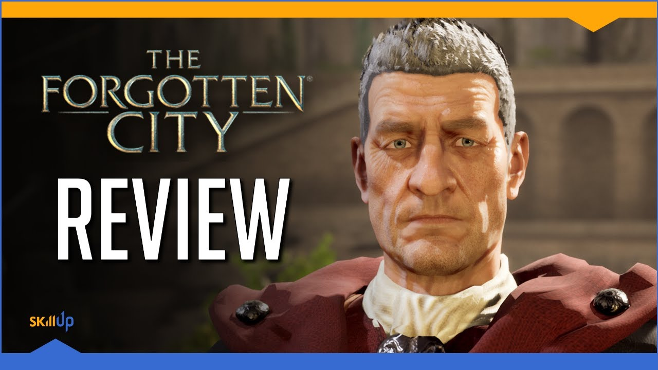 The Forgotten City - Review (PC 4k)
