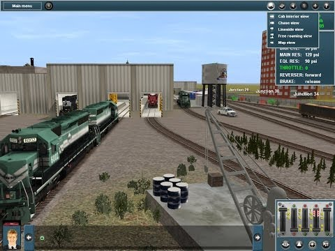 United States Industry - Trainz Routes by dercal
