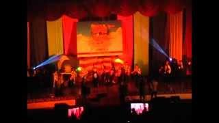 Malam Tunas Budaya UPM 2014 : K10 & K11 - Seta Walinongsari
