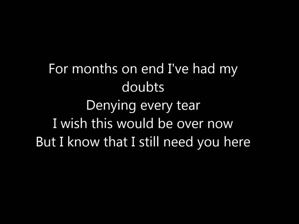 I'm Not The Only One - Sam Smith [Lyrics On Screen] - YouTube