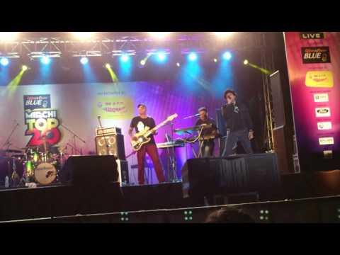 Tujhe Sochta Hoon, Singer KK Live At Mirchi Top 20 Concert, MMRDA Grounds, Mumbai, 11 Feb 2017